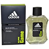 Eau de toilette PURE GAME - Presentation : natural spray - Capacity : 100 ml