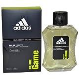Eau De Toilette Spray Adidas Pure Game de Coty para Caballero en Presentación de 100 ml