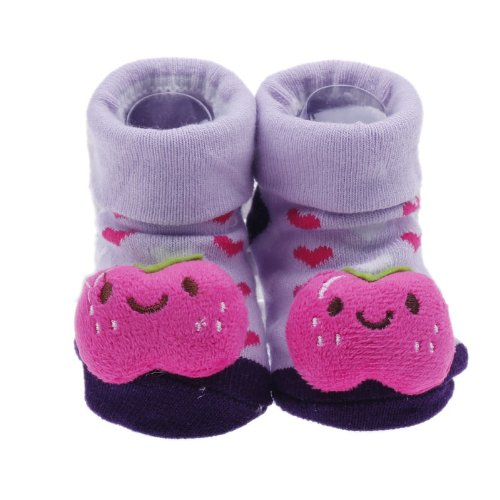 Orien Cute Pink Apple Newborn Baby Boys Girls