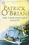 The Thirteen-gun Salute (0006499287) by O'Brian, Patrick