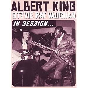 Albert King and Stevie Ray Vaughan In Session