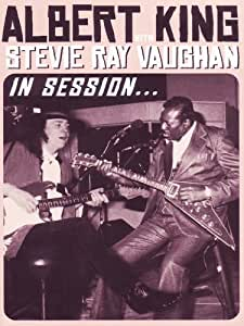 albert king stevie ray vaughan in session albert king stevie ray vaughan. Black Bedroom Furniture Sets. Home Design Ideas