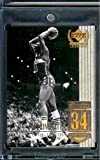 1999 Upper Deck Century Legends Basketball Card # 34 Elvin Hayes Washington Bullets
