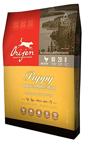 Orijen Grain-Free Puppy Dry Dog Food 15 lbs (Orijen Puppy Food compare prices)