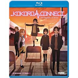 Kokoro Connect: TV Collection [Blu-ray]