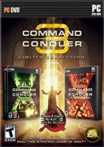 Command & Conquer 3 Limited Collection - PC