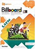 SanDisk slotRadio Latin Card (500 Songs)