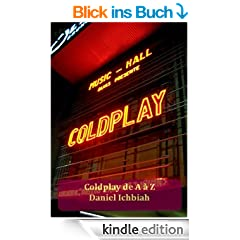 Coldplay de A � Z (French Edition)