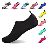 Womens and Mens Kids Water Shoes Barefoot Quick-Dry Aqua Socks for Beach Swim Surf Yoga Exercise