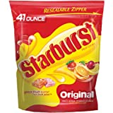 Starburst Original Fruit Chews, 41oz., 6/BG, Yellow