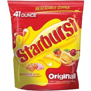 Starburst Original Candy, 41 Ounce