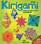 Kirigami Fold & Cut-a-day 2015 Day-to...