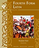 img - for Fourth Form Latin, Student Text book / textbook / text book