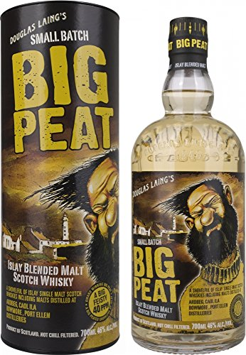 Douglas Laing discount duty free Douglas Laing Big Peat Whisky