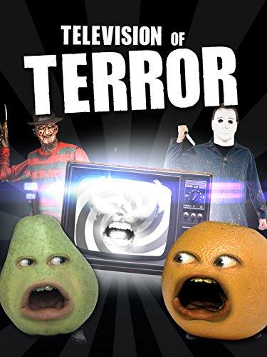Clip: Annoying Orange - TV of TERROR!!!