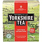 Taylors of Harrogate Yorkshire Tea, 7.76 Ounce 100 Tea Bags