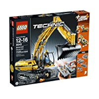 LEGO TECHNIC Motorized Excavator 8043 from LEGO