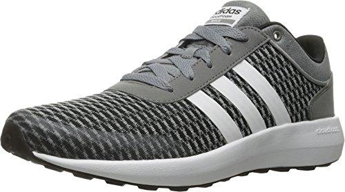 Adidas Cloudfoam Black White Sneaker