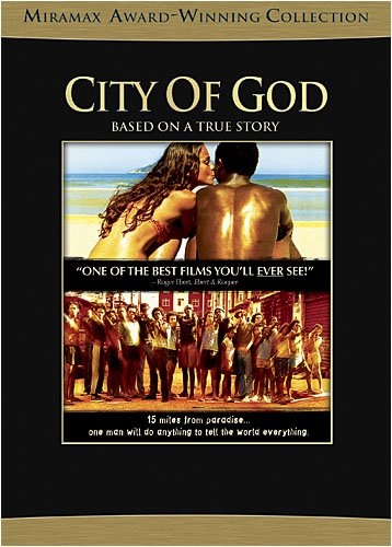 Cover art for  City of God