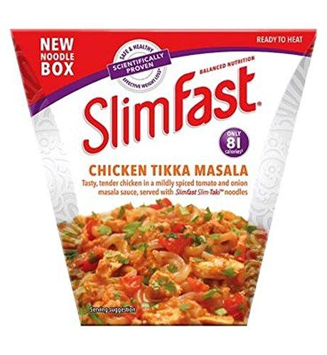 slimfast-pollo-tikka-masala-de-250g-caja-de-fideos-paquete-de-6