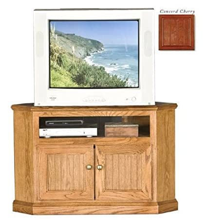"""Heritage TV Stand Finish: Concord Cherry, Size: 41"""""""