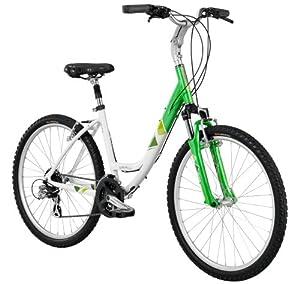 Diamondback Bicycles 2014 Serene Deluxe Ladies Sport Comfort Bike with 26-Inch Wheels by Diamondback Bicycles