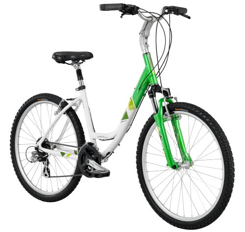 Best Buy! Diamondback Bicycles 2014 Serene Deluxe Women's Sport Comfort Bike with 26-Inch Wheels