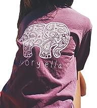 Candoit Women's Ivory Ella Elephant L…