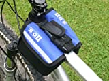 Mountain Bike Road Bicycle Frame Pannier Front Tube Picture