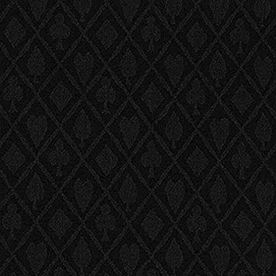 Brybelly Holdings GCLO-105 Black Suited Speed Cloth - Polyester, 1Ft x 60 Inches