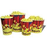 Benchmark USA 41485 Popcorn Tubs