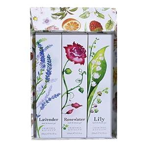 Crabtree & Evelyn Floral Shower Gel Set