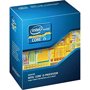 Intel Core i5-3470S Quad-Core Processor 2.9 Ghz 6 MB Cache LGA 1155 - BX80637I53470S