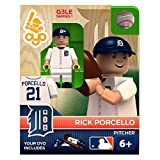 Rick Porcello MLB Detroit Tigers Oyo G3S1 Minifigure