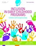 Inclusion in Early Childhood Programs...
