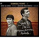 Faure: Kammermusik Vol.4-Werke f�r Violine und Klavier