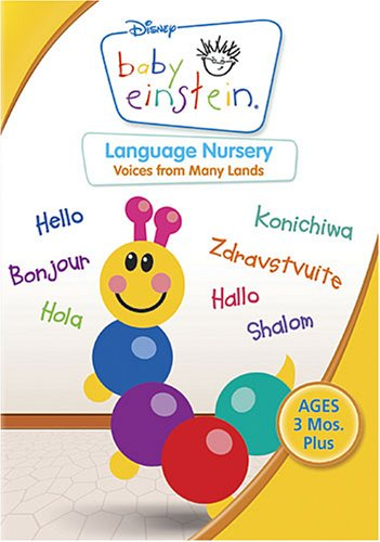 Baby Einstein - Language Nursery