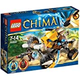 Lego Legends Of Chima - Playthèmes - 70002 - Jeu de Construction - Le Monster Truck de Lennox