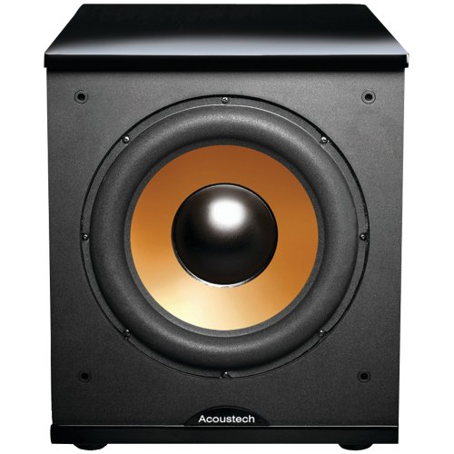 "Bic H-100Ii 12"" Front Firing Powered Subwoofer"