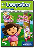 LeapFrog Leapster Learning Game Dora's Camping Adventure