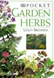 Pocket Garden Herbs (Pockets) (0751302961) by Lesley Bremness