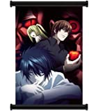 Death Note Anime Fabric Wall Scroll Poster (16x24) Inches
