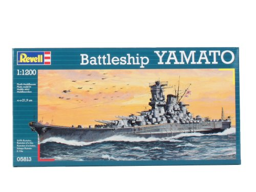 Revell-05813-Yamato-im-Mastab-11200