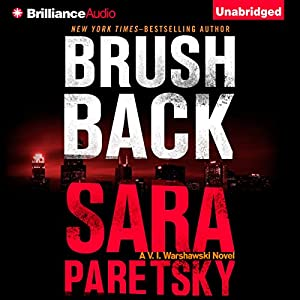 Brush Back Audiobook