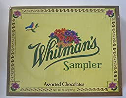 Whitmans Sampler Assorted Chocolates