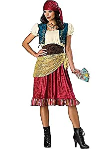 Fortune Gypsy Women's Costume M