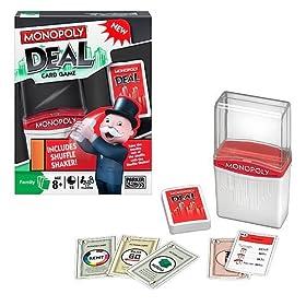 Monopoly Deal Shuffler