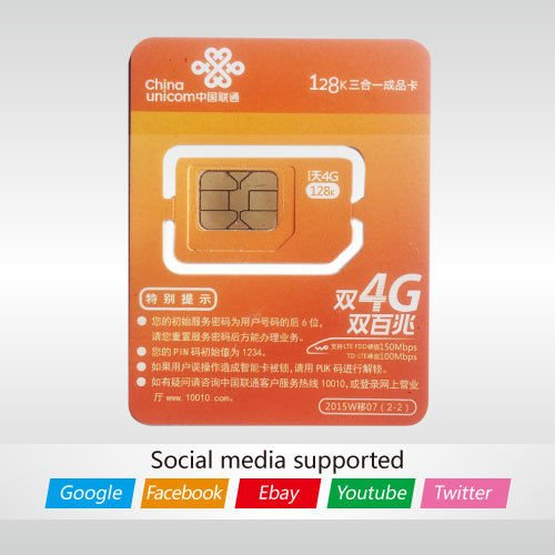 Buy China Internet Nationwide Now!