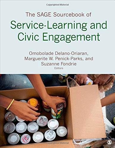 The SAGE Sourcebook of Service-Learning and Civic Engagement PDF
