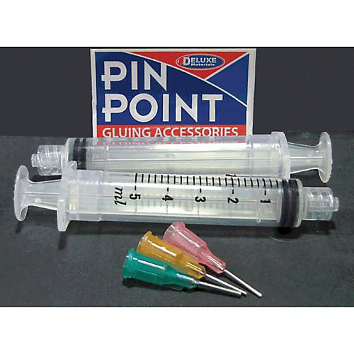 Pin Point Syringe Kit